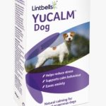 YuCALM is a new product to the market and has been shown to help dogs remain calm and relaxed in stressful situations.