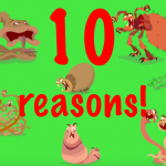 10 reasons why taking Pet Parasite Action is Important!